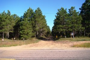 Adams County Wisconsin 2.5 Acre Wooded Property!