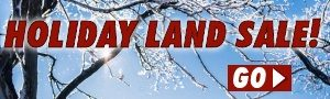 Holiday Land Sale