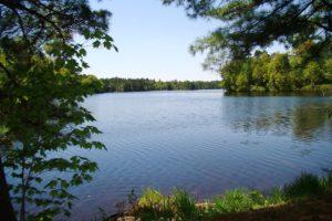 Northern WI Quiet Watersports Lake!